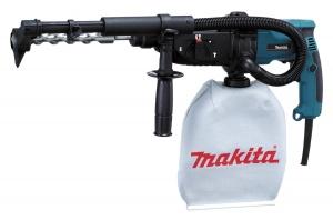 Tassellatore con supporto aspirapolvere 780W Makita HR2432 mm. 24