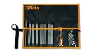 Set giraviti bivalenti e accessori  beta 1281bg/b28a - dettaglio 1