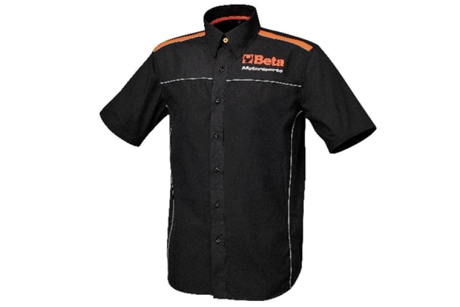 Beta camicia racing maniche corte - dettaglio 1