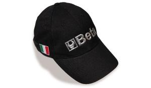 Beta cappellino neri beta-italy - dettaglio 1