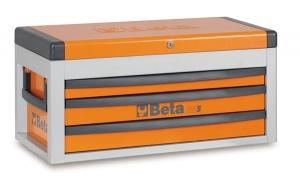 Cassettiera portatile 3 cassetti  beta c22s - dettaglio 1