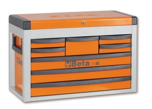 Cassettiera portatile 8 cassetti  beta c23sc - dettaglio 1