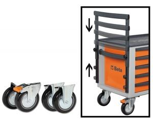 Kit trasporto cassettiere  beta 2300st/kit - dettaglio 1
