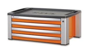 Cassettiera portatile 4 cassetti  beta c39t - dettaglio 1