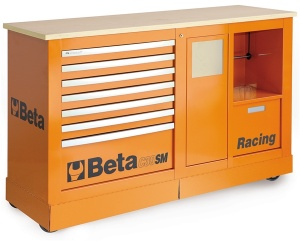 Cassettiera mobile racing sm  beta c39sm - dettaglio 1