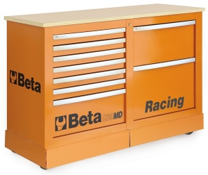 Cassettiera mobile racing md  beta c39md - dettaglio 1
