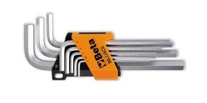 Serie chiavi maschio esagonale piegate  beta 96lc/sc8 - dettaglio 1