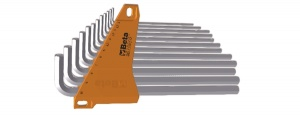Serie chiavi maschio esagonale piegate  beta 96lc/sc12 - dettaglio 1