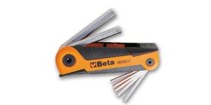 Serie chiavi maschio esagonale  beta 96/bg7 - dettaglio 1