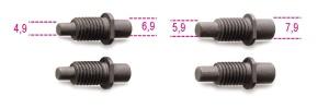 Ricambio naselli chiave a compasso  beta 100/kit - dettaglio 1