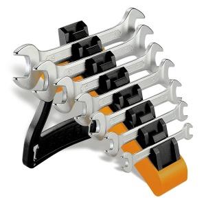Serie chiavi a forchetta doppie  beta 55/sp7 - dettaglio 1