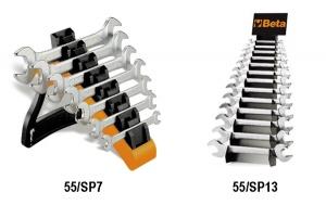 Serie chiavi a forchetta doppie  beta 55/sp13 - dettaglio 1