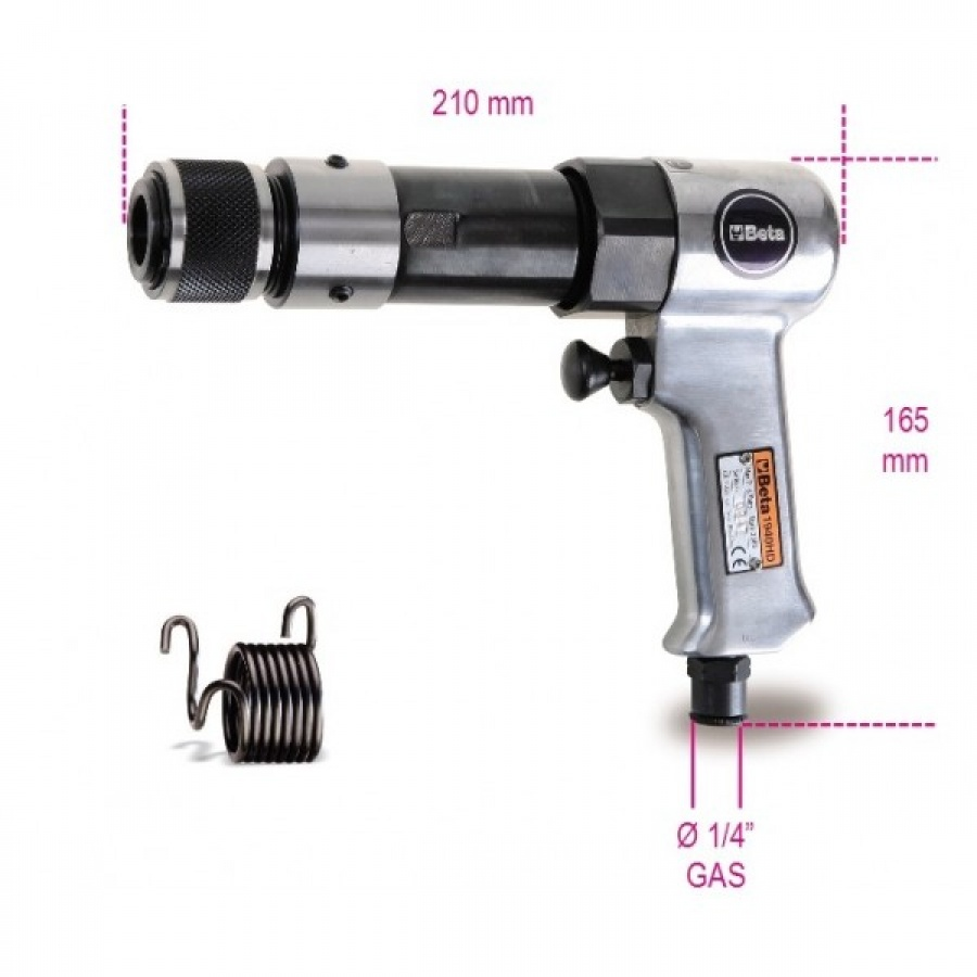 martello pneumatico scalpellatore beta 1940HD