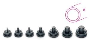 Puntale bordatubi  beta 351p - dettaglio 1