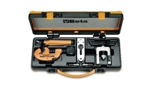 Assortimento bordatubi regolabile, tagliatubi e sbavatore  beta 352c/u - dettaglio 1