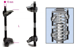 Pressore molle ammortizzatori  beta 1556/1a - dettaglio 1