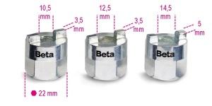 Chiavi ghiere ammortizzatori  beta 1557/s3 - dettaglio 1