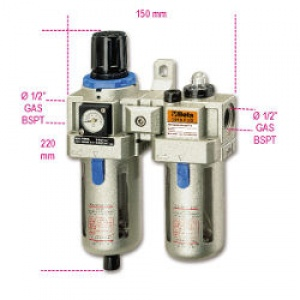 Filtro regolare lubrificatore Beta 1919F1/2