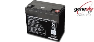 Batteria genesis 12-24v  beta 1498b12/r02 - dettaglio 1