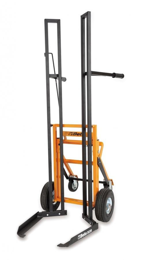 Carrello trasporto pneumatici  beta 3035 - dettaglio 1