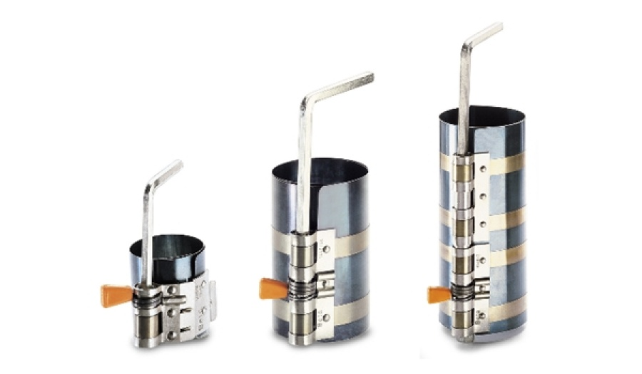 Fascia elestica per inserimento pistoni  beta 1440 - dettaglio 1