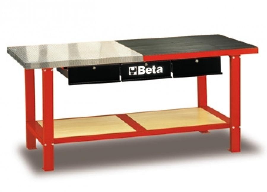 Banco da lavoro  beta c56m red