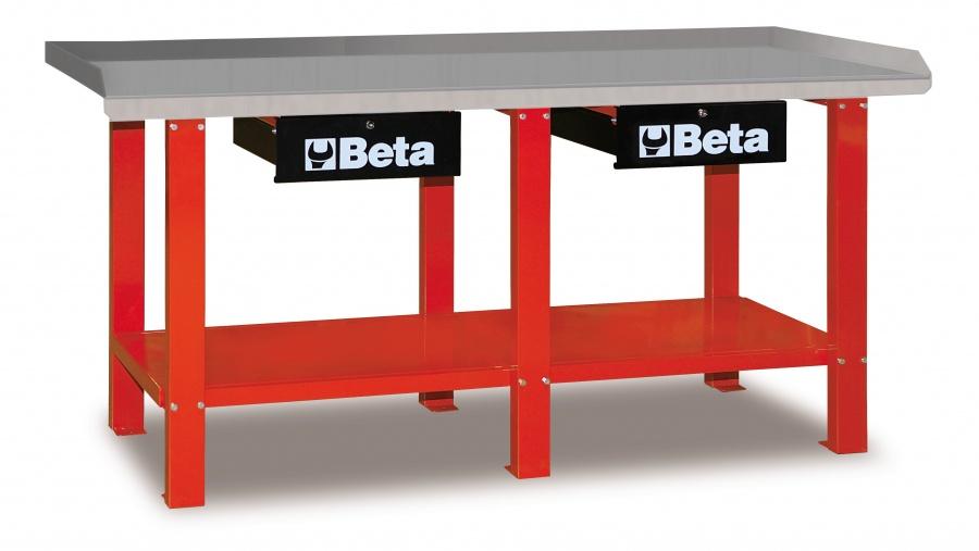 Banco da lavoro  beta c56 red
