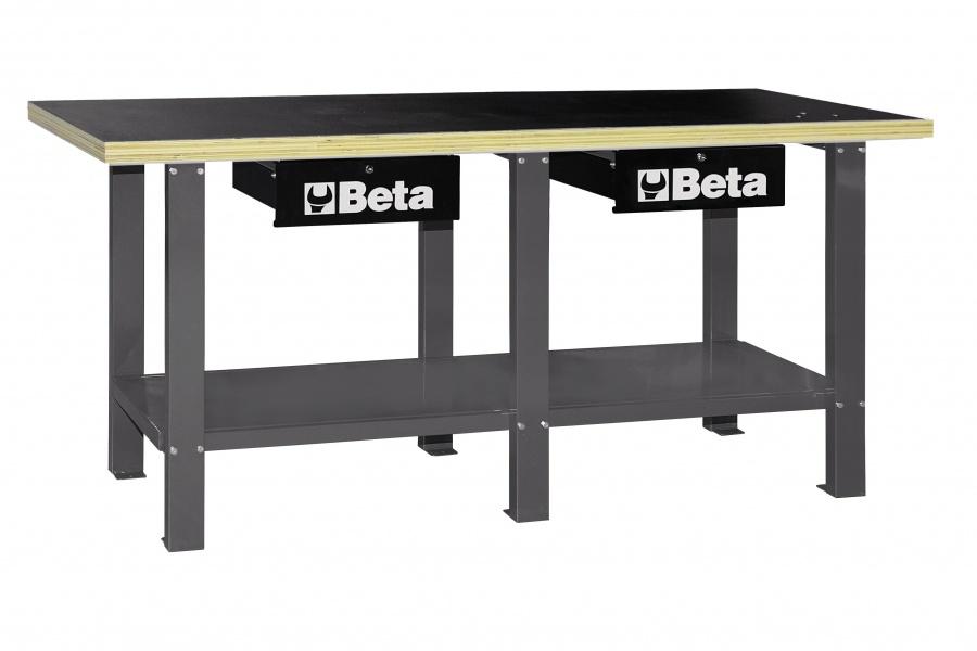 Banco da lavoro  beta c56w gray