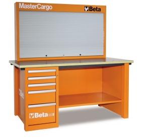 Banco da lavoro mastercargo  beta c57s a - dettaglio 1
