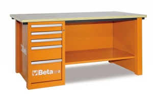 Banco da lavoro mastercargo  beta c57s d - dettaglio 1