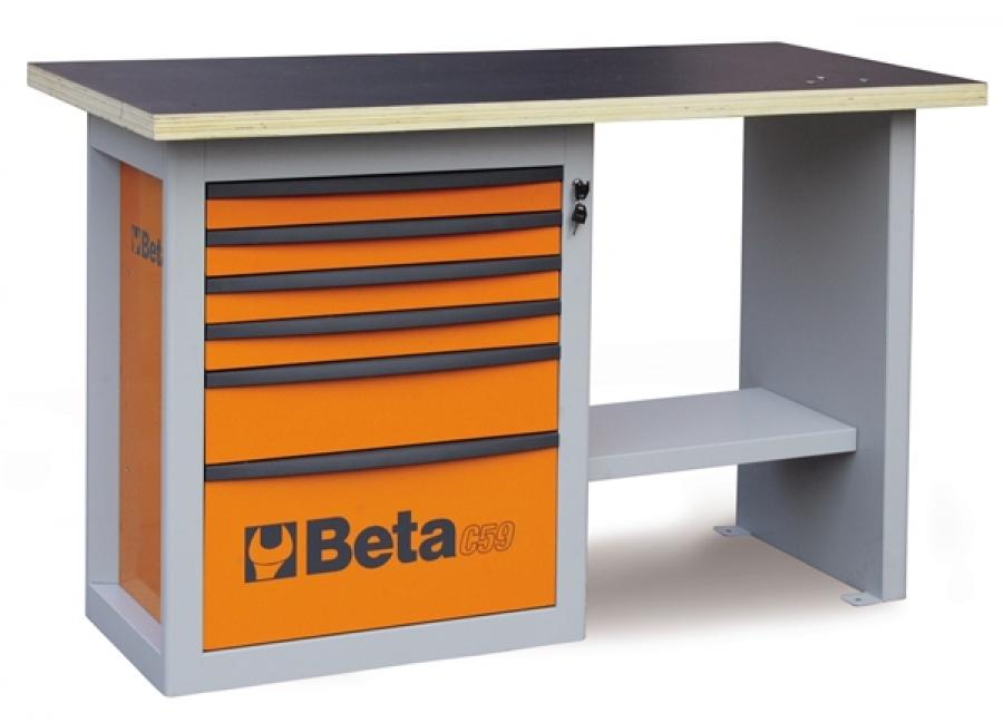 Banco da lavoro endurance  beta c59c - dettaglio 1
