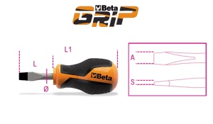 Giravite betagrip taglio corto beta 1260n - dettaglio 1