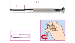 Serie microgiraviti taglio  beta 1229lp/a6 - dettaglio 1