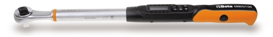 """Chiave dinamometrica elettronica con cricchetto 1/2"""" beta 599dgt/20 - dettaglio 1"""