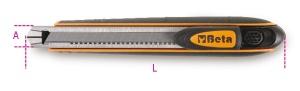 Cutter  beta 1770bm - dettaglio 1