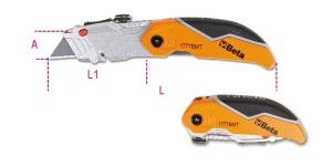 Cutter serramanico  beta 1777 bmt - dettaglio 1