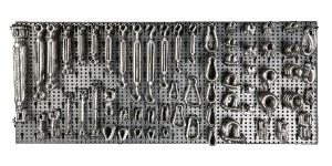 Assortimento accessori funi inox  robur 8600r/411 - dettaglio 1