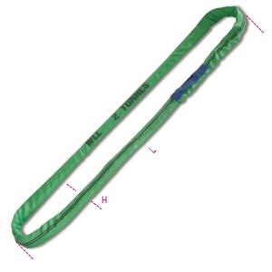 Fune tonda verde 2 t robur 8173 - dettaglio 1