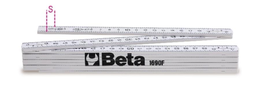 Metro pieghevole  beta 1690f - dettaglio 1