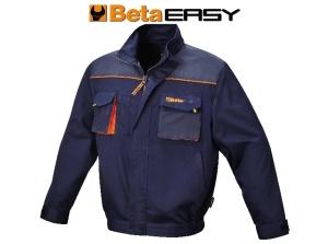 Giacca easy twill blu beta 7879e - dettaglio 1