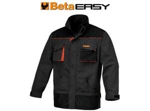 Giacca easy canvas grigia beta 7909e - dettaglio 1