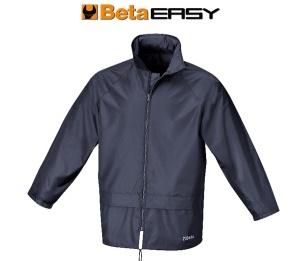 Giacca antipioggia easy blu beta 7978e - dettaglio 1