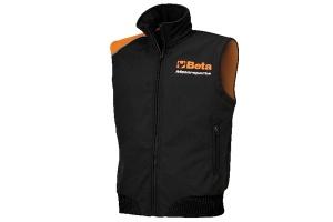 Softshell racing beta 9505 nero/arancio - dettaglio 1