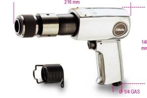 Martello scalpellatore pneumatico  beta 1940 - dettaglio 1