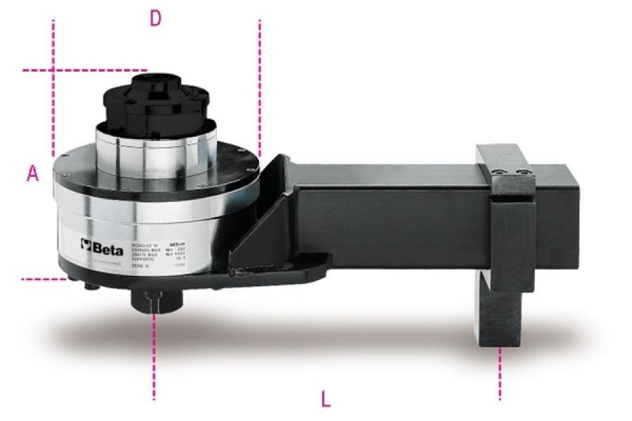 Moltiplicatore di coppia 9.500 nm beta 565/5r - dettaglio 1