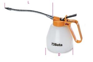 Oliatore plastica  beta 1753 - dettaglio 1
