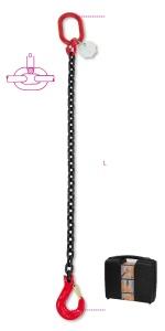 Pendente 1 braccio 8,00 t robur 8091 c16 - dettaglio 1