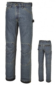 Jeans denim stretch slim beta 7526 - dettaglio 1