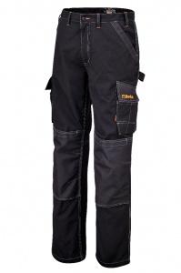 Pantaloni multitasche beta 7815n nero - dettaglio 1