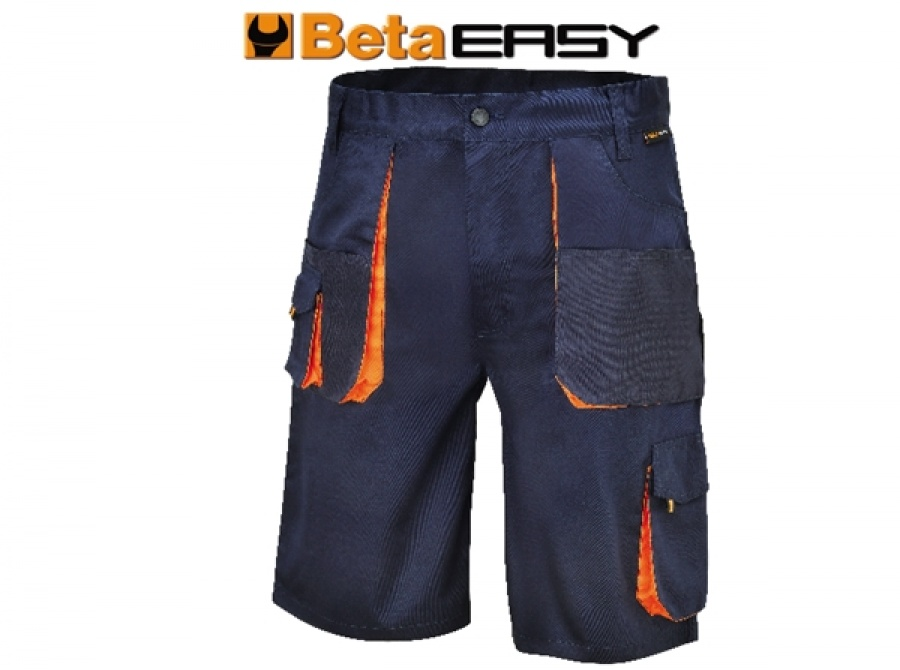 Bermuda easy twill beta 7871e blu - dettaglio 1